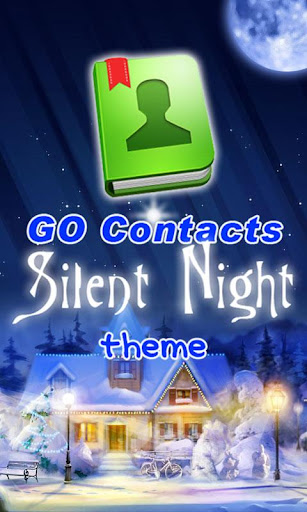 GO Contacts EX Silent Night