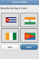 Screenshot of World Flags