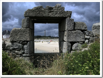 ventana piedra