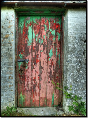 dirty door - Terry Gilroy
