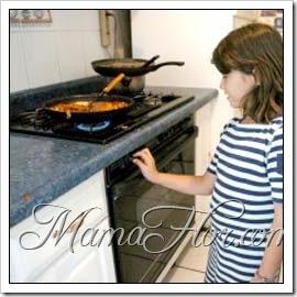 Tips: Como Evitar accidentes en la Cocina…