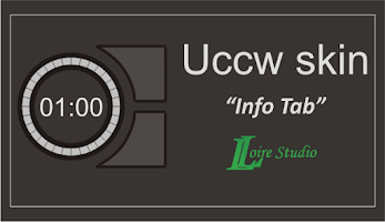 Screenshot of Info Tab - UCCW skin