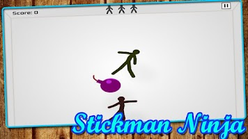Screenshot of Stickman Ninja