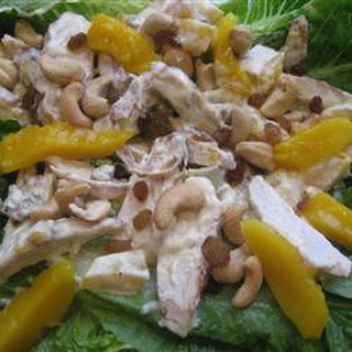 Coronation Chicken With Mango Chutney Recipes