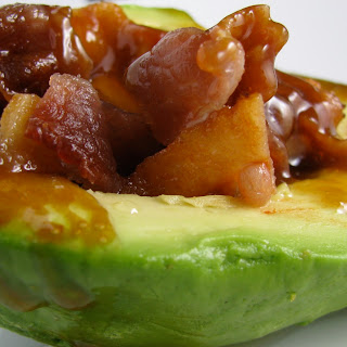 Bacon Stuffed Avocado