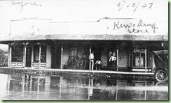 Kerr's Drug Store 10 May 1927