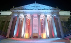 The National Archives Building in Washington D.C.