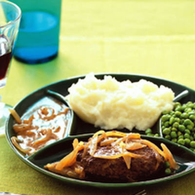 Beef and Taters TV Dinner