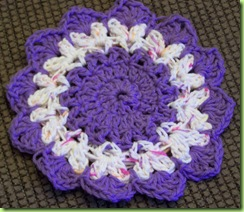 v stitch potholder