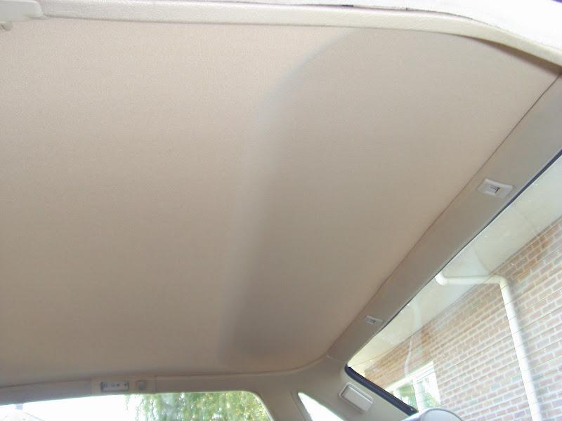xj s doorhangen plafond bekleding herstellen vragen
