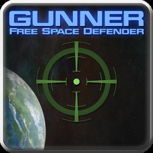 Cover art Gunner: Space Defender