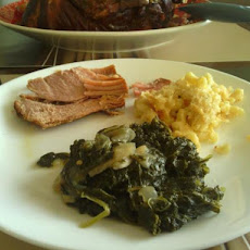 Perfect Southern Greens (Kale, Beet, Collard Greens, Mustard)