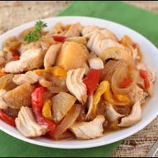 Hawaiian Crock-Pot Chicken