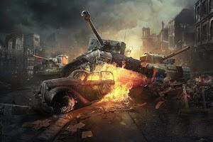 Screenshot of Tank Jigsaw