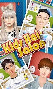 Free Kids Hair Salon - kids games APK for Windows 8