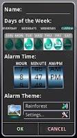 Screenshot of touchAlarm: Fun Alarm Clock