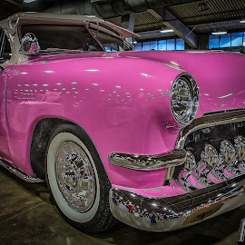 Pinky by Ron Meyers - Transportation Automobiles