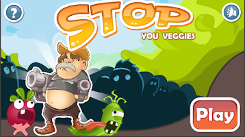 Screenshot of Stop You Veggies