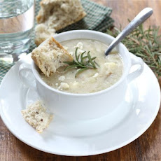 Potato Rosemary Soup