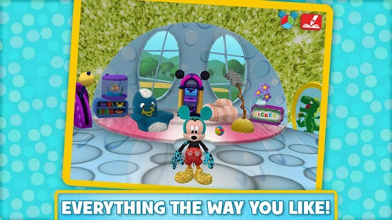 App Disney Color and Play APK for Kindle