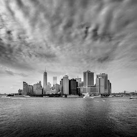 by William Leong - Buildings & Architecture Other Exteriors ( staten island, lower manhattan, new york )