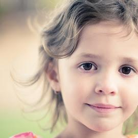 Sweet Face by Scott Zinda - Babies & Children Child Portraits ( panasonic gx-1 )