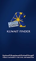Screenshot of Kuwait Finder