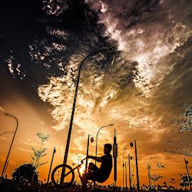 Kirab by Mursyid Alfa - Landscapes Sunsets & Sunrises