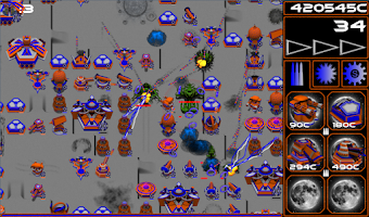 Screenshot of Lunar Tower Defense