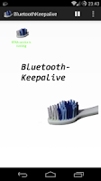 Screenshot of Bluetooth Keepalive