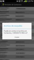 Screenshot of Agregar el 9