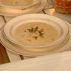 South Carolina She-Crab Soup