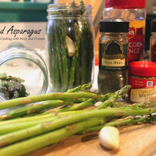 Pickled Asparagus Peppers Recipes