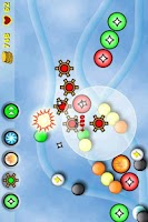 Screenshot of Bubble Defense Free