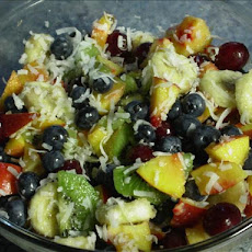 Fresh and Simple Fruit Salad