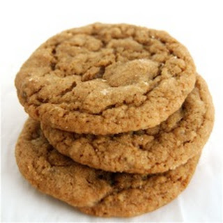 Cape Cod Soft Molasses Cookies