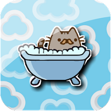 Flying Bathtub Cat