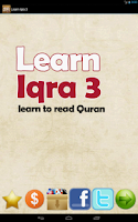 Screenshot of Old Learn Iqra Book 3