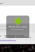 Screenshot of Locale Remote Notifier Plug-in