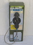 Single Slot Payphones - Illinois Bell Grean Chicago loc B-1