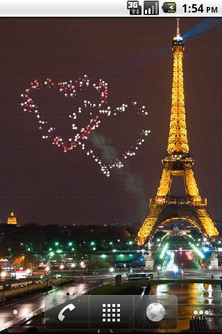 세인트 발렌타인 불꽃놀이 LWP입니다.