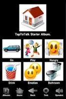 Screenshot of TapToTalk