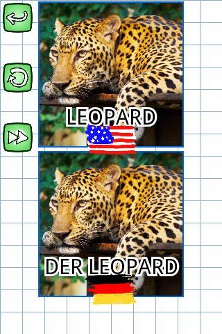 German Puzzles: Animals