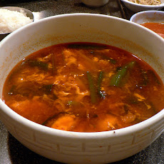 Hot Spicy Soup