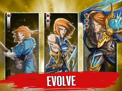 Game Eredan Arena - Card Battle TCG APK for Kindle