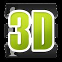 3D Contact List Premium icon