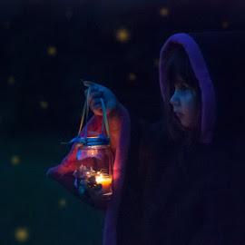 Little Wanderer by Ashley Rodriguez - Babies & Children Child Portraits