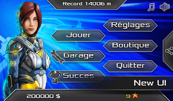 Screenshot of Racer XT Lite