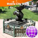 Santa Rosa CA Street Map icon