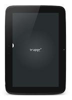 Screenshot of Truppr - the team spotter